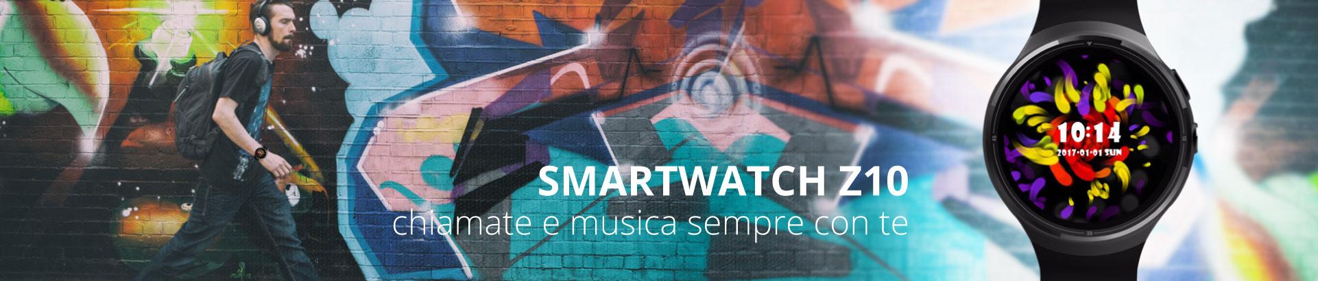Smartwatch Bluetooth con Sim