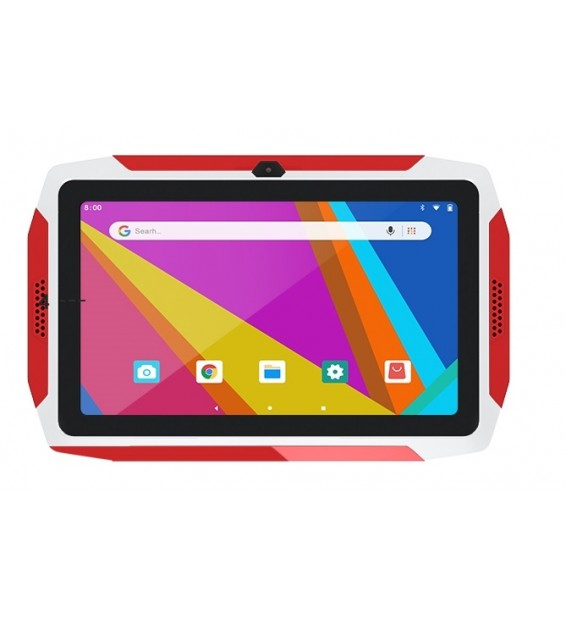 KIDS TABLET per bambini HD 7 pollici Android 9.0 Wifi 1g ram 16g rom bianco