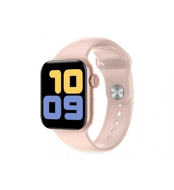 Smartwatch donna LW15 waterproof IP68 bluetooth 5.0 notifiche cardio multi sport