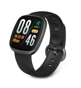 Smartband GT103 bluetooth activity tracker cardiofrequenzimetro notifiche nero
