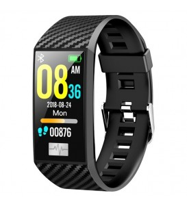 Smartband DT58 impermeabile IP68 bluetooth activity tracker cardiofrequenzimetro notifiche fitness