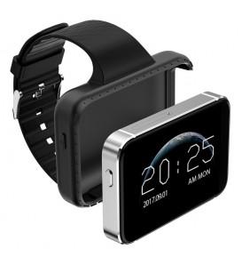 Telefono Cellulare I5S Smartwatch 2G GSM TF Card Fotocamera Bluetooth Contapassi per Android e iOS