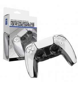 Case di protezione trasparente per controller PS5 DIGITAL e ULTRA HD