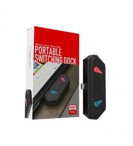 Trasmettitore audio bluetooth 5.0 per Nintendo Switch PS4 PC uscita HDMI TV
