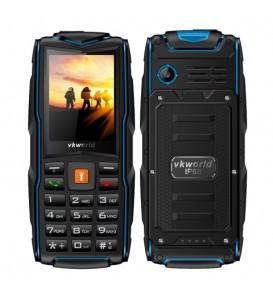 Telefono cellulare con tre sim sd card water resistant IP68 anti urto batteria 3000mAh fotocamera 2 mpx