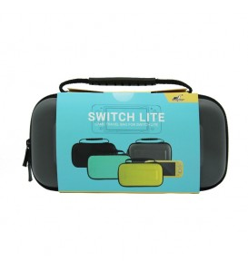 Borsa per NINTENDO SWITCH LITE in eva impermeabile grigio scuro