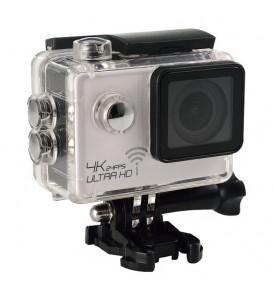 Sport Camera SJ8000 WiFi Ultra HD 4K 2.0 inch LCD Sports Camcorder con Waterproof Case 30m Waterproof