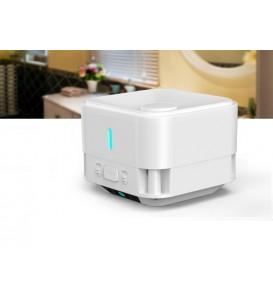 Dispenser per liquido disinfettante doppio spray automatico ad infrarossi