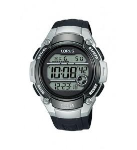 Orologio uomo LORUS digitale cronografo sveglia  wr 100 metri - R2331MX9