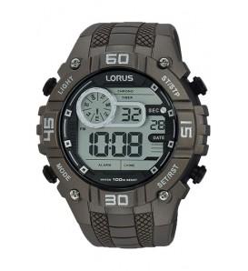 Orologio uomo LORUS digitale sveglia cronografo wr 100 metri - R2359LX9