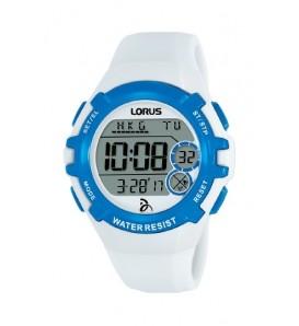 Orologio unisex LORUS digitale cronografo wr 100 metri - R2393LX9