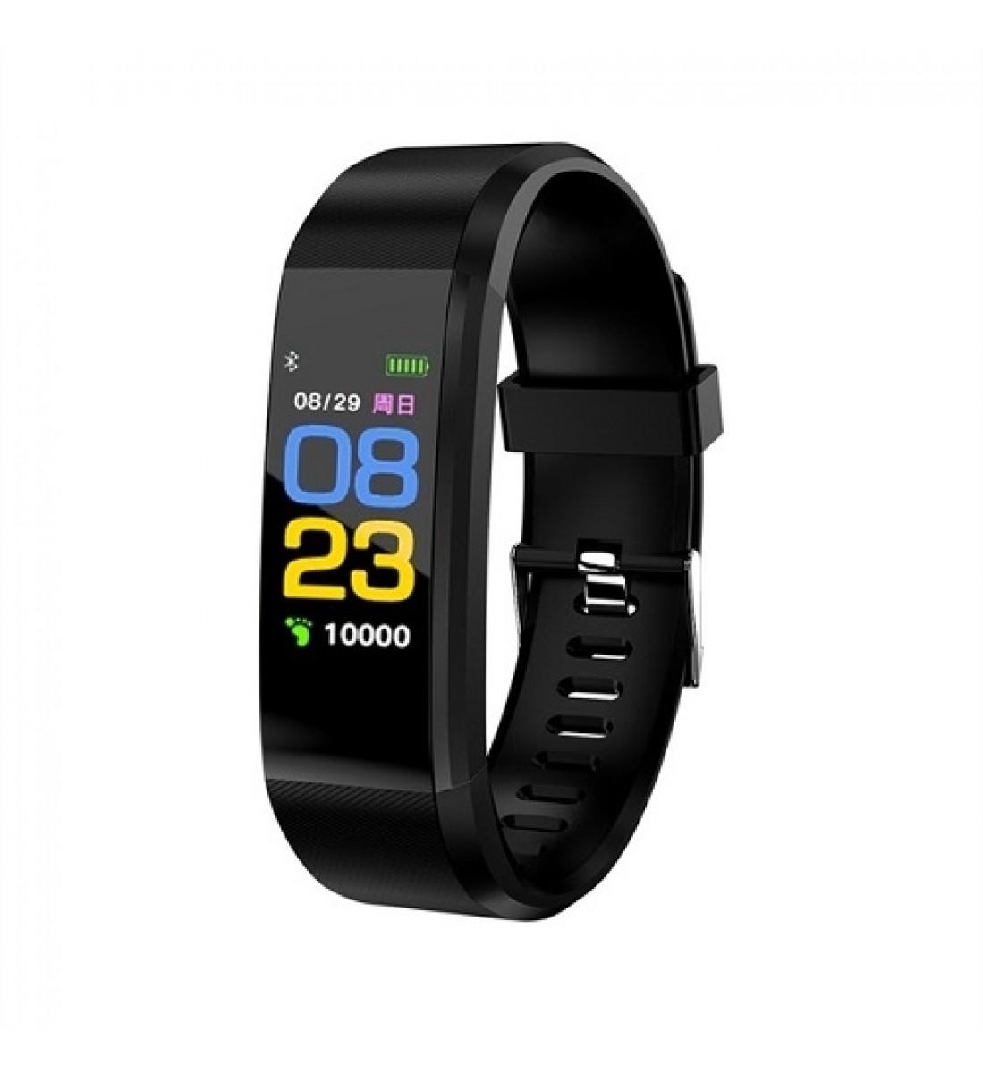 Smart band ID115 Plus Smart Bracelet Fitness Tracker Watches Band